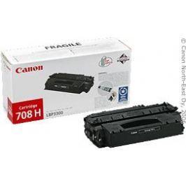 Картридж Canon 708H для LBP-3300/ HP LJ 1160/ 1320 серии. Повышеной ёмкости. Чёрный. 6000 страниц.
