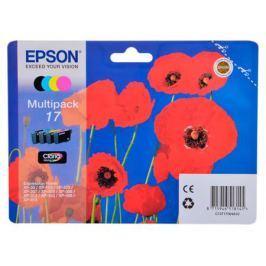 Картридж Epson Original T17064A10 Набор картриджей Expression Home XP