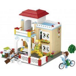 Конструктор SLUBAN Загородный дом M38-B0533 380 элементов