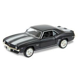 Автомобиль Hoffmann Chevrolet Camaro SS 1:32 черный