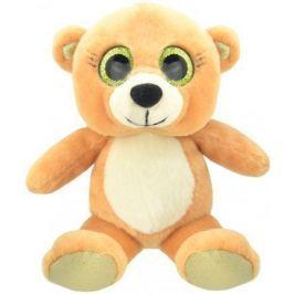 Мягкая игрушка медведь Wild Planet Медвежонок K7714 15 см искусственный мех пластик