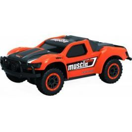 1toy Драйв, раллийная машина на р/у, 2,4GHz, 4WD, масштаб 1:43, скорость до 14км/ч, курковый пульт, 8887856109390