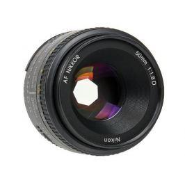 Объектив Nikon AF 50mm f/1.8D Nikkor