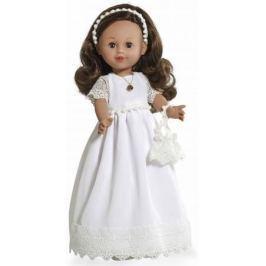 Arias ELEGANCE винил. кукла 42 см., в одежде с аксессуаром, темные волосы, в кор. с окошком 25,5*13,