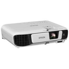 Проектор Epson EB-W42 LCDx3 1280x800 3600ANSI Lm 15000:1 VGA HDMI USB Wi-Fi белый V11H845040