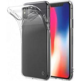 Чехол LAB.C Slim Soft LABC-197-CR для iPhone X пластик прозрачный