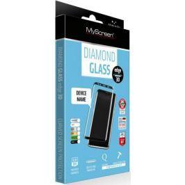 пленка защитная Lamel 3D закаленное стекло MyScreen 3D DIAMOND Glass EA Kit White iPhone 6/6S Plus