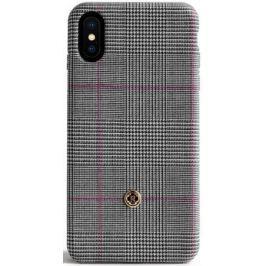 Панель Revested Timeless для iPhone X Prince of Wales серый