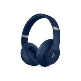 Наушники Apple Beats Studio3 Wireless А1914 синий MQCY2ZE/A Беспроводные / Накладные / Синий / Одностороннее / Mini-jack / 3.5 мм / Bluetooth