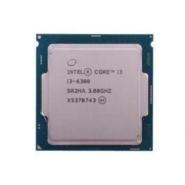 Процессор Intel Core i3-6300 OEM TPD 51W, 2/4, Base 3.8GHz, 4Mb, LGA1151 (Skylake)