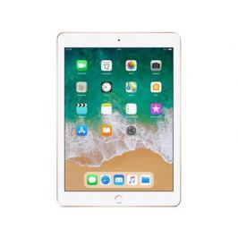 Планшет Apple iPad Wi-Fi MRJP2RU/A 128GB 9.7'' IPS (2048x1536) Retina/A10/WiFi/BТ/8.0MP/iOS11/Gold