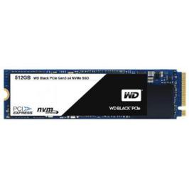 Твердотельный накопитель SSD M.2 512Gb Western Digital Black Read 2050Mb/s Write 800Mb/s PCI-E WDS51