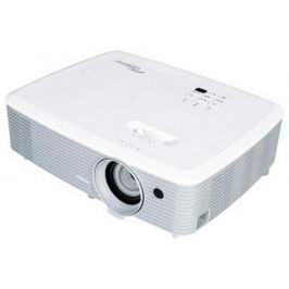 Проектор Optoma W354 DLP 1280x800 3400 ANSI Lm 18000:1 VGA HDMI S-Video USB RS-232 белый 95.74G02GC1