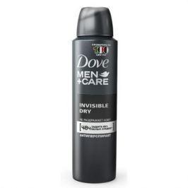 DOVE Дезодорант аэрозоль мужской Экстразащита без белых следов 150мл