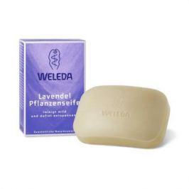 WELEDA Лавандовое растительное мыло 100г