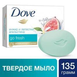 DOVE Крем-мыло Инжир и лепестки апельсина 135гр
