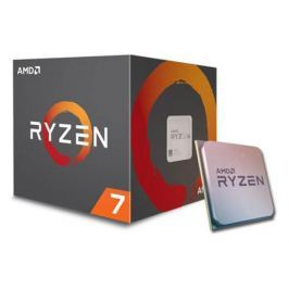Процессор AMD Ryzen 7 2700 BOX (65W, 8C/16T, 4.1Gh(Max), 20MB(L2+L3), AM4) (YD2700BBAFBOX)