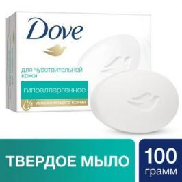 DOVE Крем-мыло Гипоаллергенное для чувствительной кожи 100г