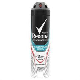 REXONA Антиперспирант аэрозоль мужской Антибактериальная свежесть 150мл