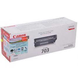 Картридж Canon 703 для принтеров LBP2900/LBP3000. Чёрный. 2000 страниц.
