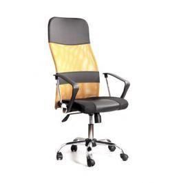 Кресло Recardo Smart Черно-бежевый
