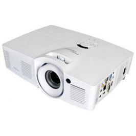 Проектор Optoma DU400 DLP 1920x1200 4000 ANSI Lm 15000:1 VGA HDMI USB RS-232 95.72Y01GCLR