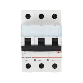Автоматический выключатель Legrand TX3 6000 тип C 3П 40А 404060