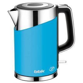 Чайник BBK EK1750P, 2200Вт, 1.7л, голубой