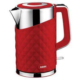 Чайник BBK EK1750P, 2200Вт, 1.7л, красный