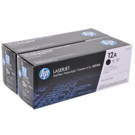 Картридж HP Q2612AF\AD(двойная упаковка) LJ1010/1012/1015
