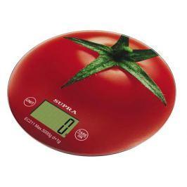 Весы кухонные Supra BSS-4300 рисунок томат