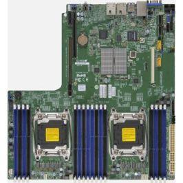 Мат плата Supermicro MBD-X10DDW-I-O Socket 2011 C612 16xDDR4 2xPCI-E 8x 10xSATAIII Нестандар