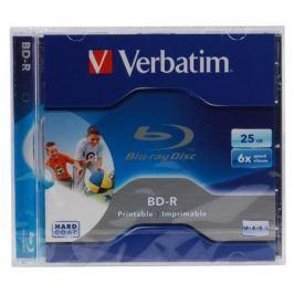 BD-R Verbatim 25Gb 6x Jewel Ink Print