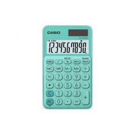 Калькулятор карманный CASIO SL-310UC-GN-S-EC 10-разрядный зеленый