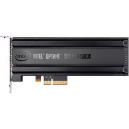 Твердотельный накопитель SSD PCI-E 375Gb Intel P4800X Series Read 2400Mb/s Write 2000Mb/s SSDPED1K37