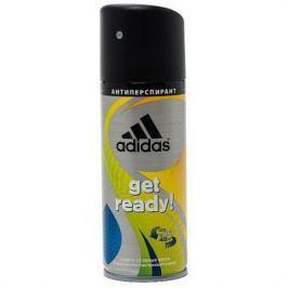 Adidas Get Ready! дезодорант-спрей для мужчин 150 мл
