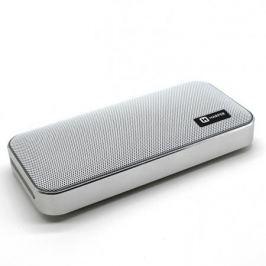 Портативная колонка HARPER PSPB-200 White Беспроводная акустика / 2 x 5 Вт / 180 - 18000 Гц / Bluetooth 4.2 / microSD