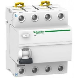 Выключатель дифференциального тока Schneider Electric iID 4П 40A 30мА AC A9R41440