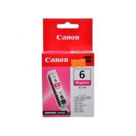 Чернильница Canon BCI-6M для BJС-8200/S900/9000/800//i560/i865/i905D/950/965/9100. Пурпурный. 270 страниц.