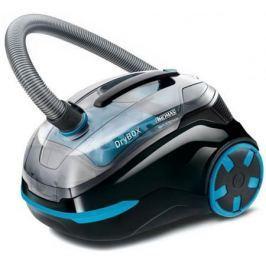 Пылесос Thomas DryBOX без мешка сухая уборка 1700Вт черный/голубой 786553