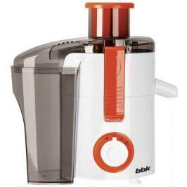 Соковыжималка BBK JC060-H11 550 Вт белый оранжевый