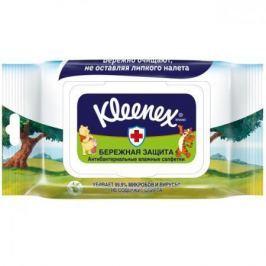 Салфетки влажные Kleenex Disney 40 шт влажная ароматизированная 9440107