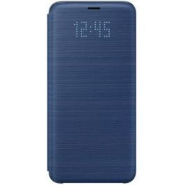 Чехол (флип-кейс) Samsung для Samsung Galaxy S9 LED View Cover синий (EF-NG960PLEGRU)