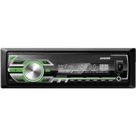 Автомагнитола Digma DCR-420G USB MP3 FM 1DIN 4x45Вт черный