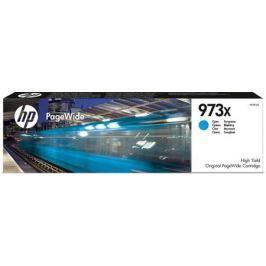 Картридж HP 973X для PageWide Pro 452/477 голубой F6T81AE