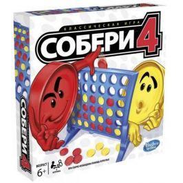 Настольная игра семейная Hasbro Собери 4