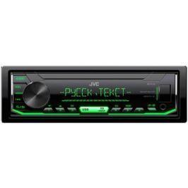 Автомагнитола JVC KD-X153 USB MP3 FM RDS 1DIN 4x50Вт черный