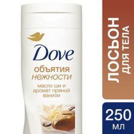 DOVE Лосьон для тела Объятия нежности масло ши и пряная ваниль 250мл