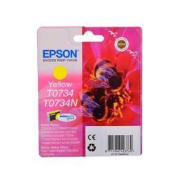 Картридж Epson Original T07344A (T10544A10) желтый для С79/СХ3900/4900/5900/7300