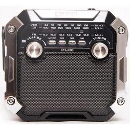 Радиоприемник Сигнал РП-228 черный